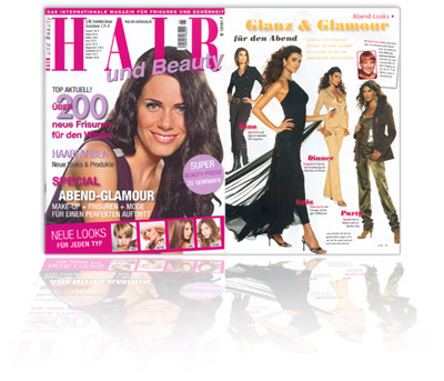 Magazin 'HAIR und Beauty'